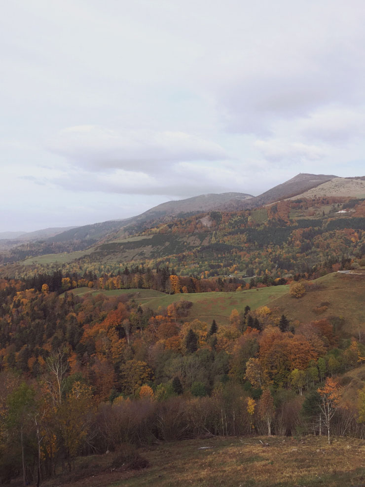 Mes petits bonheurs de l'automne - blog Alsace