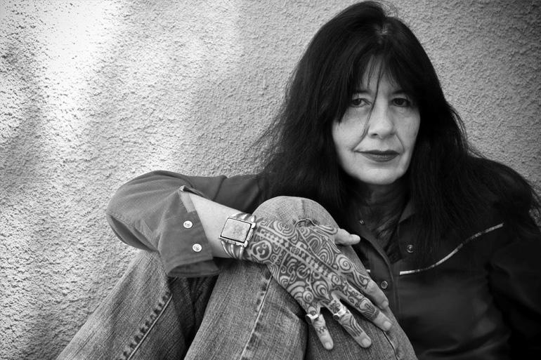 L'auteure de Crazy Brave, Joy Harjo, poète de culture autochton et féministe