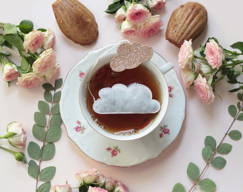 Thé nuage