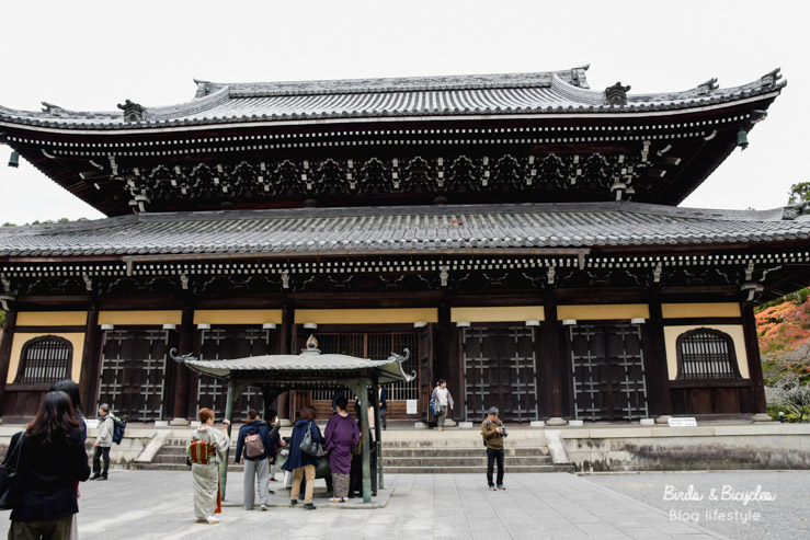 Visiter le Nanzen-ji à Kyoto - idées de choses à faire à Kyoto