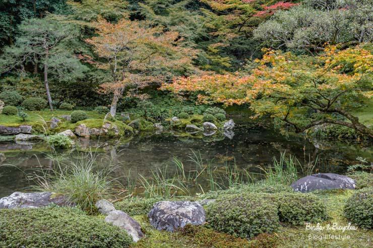 Nanzen-in: le jardin à voir au temple du Nanzen-ji à Kyoto