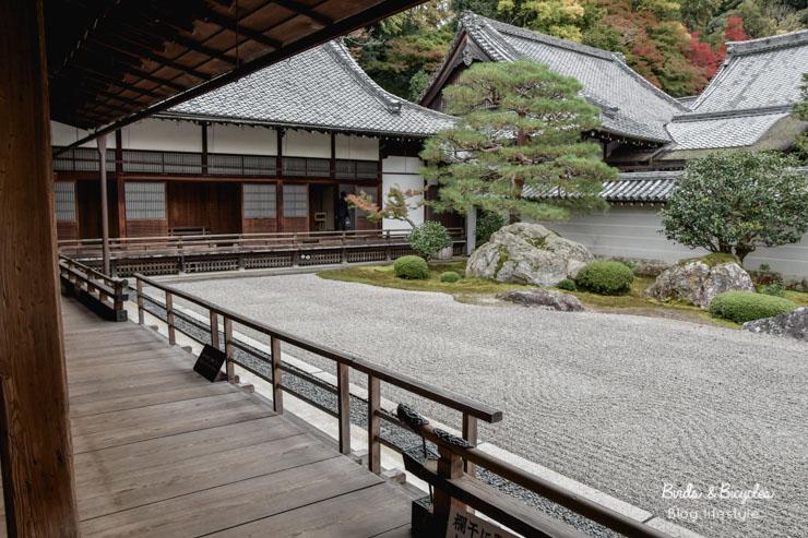 Nazen-ji - Kyoto - Jardin sec du tigre bondissant