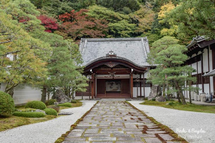 Les charmes des temples au Japon - Voyage à Kyoto - que voir, que faire dans la ville japonaise? Sur le blog voyage Birds & Bicycles