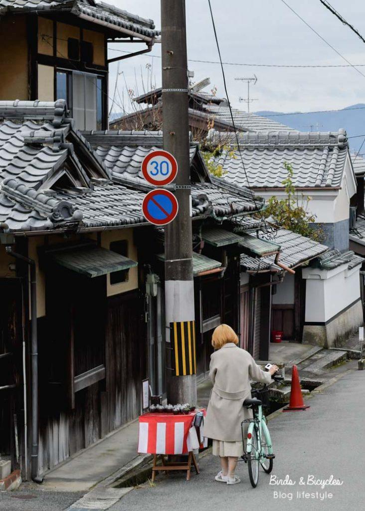 Que faire à Kyoto? Des idées sur le blog lifestyle & voyage au Japon Birds & Bicycles