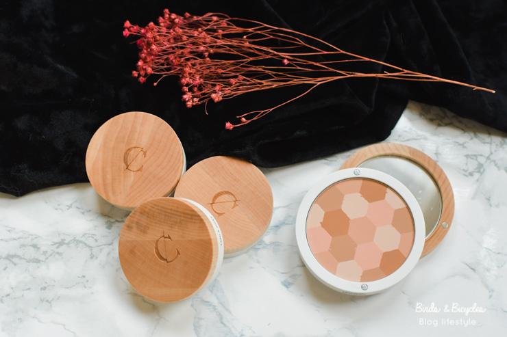 Avis fonds de teint Couleur caramel sur le blog beauté