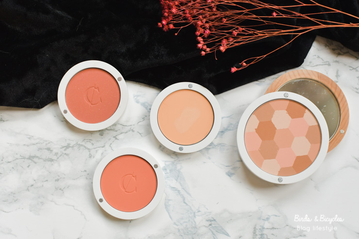 Maquillage bio pour le teint: mon avis chez Couleur Caramel et un grand test sur le blog beauté