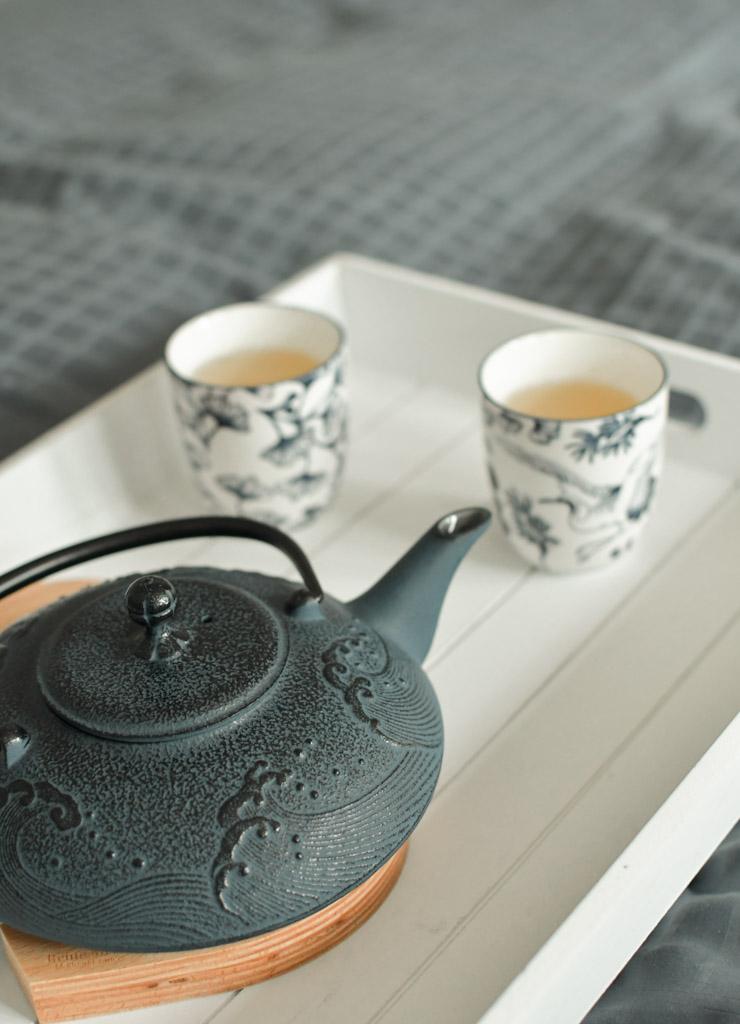 Thé vert sencha - blog fan du Japon et de thé