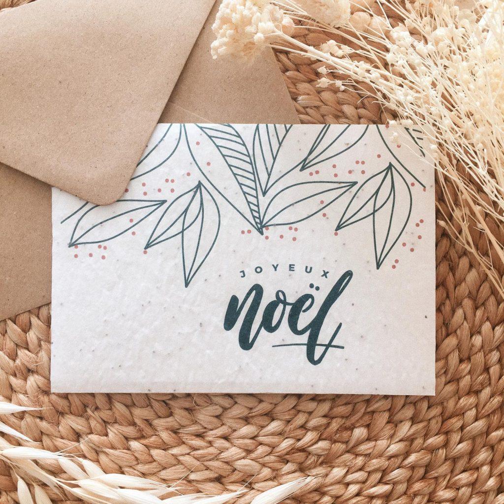 Jolies cartes de Noël d'illustrateurs - petits créateurs
