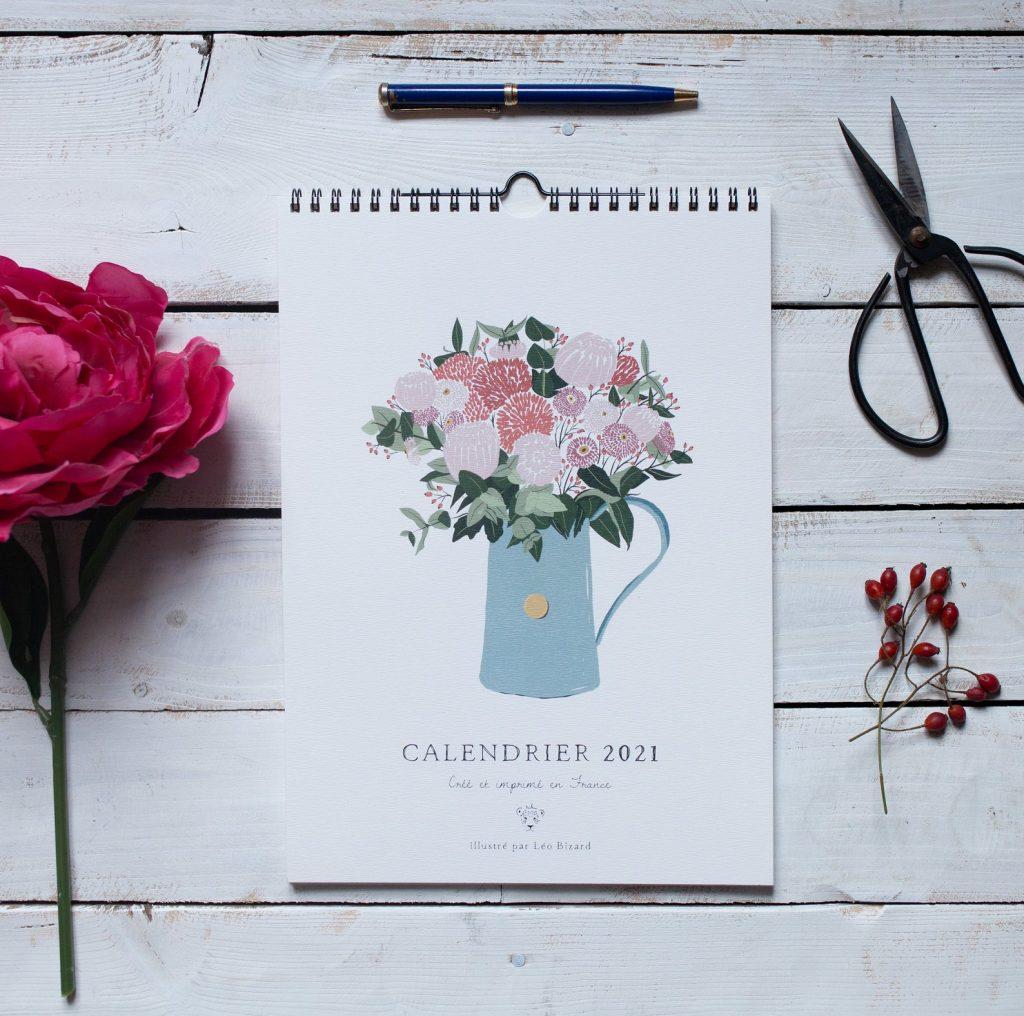 Jolis calendriers 2021: ma sélection d'illustrateurs sur le blog