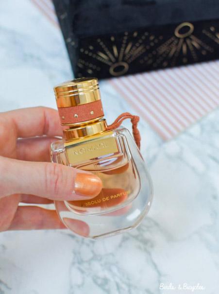 Parfum favori du moment, Nomade de Chloé sur le blog