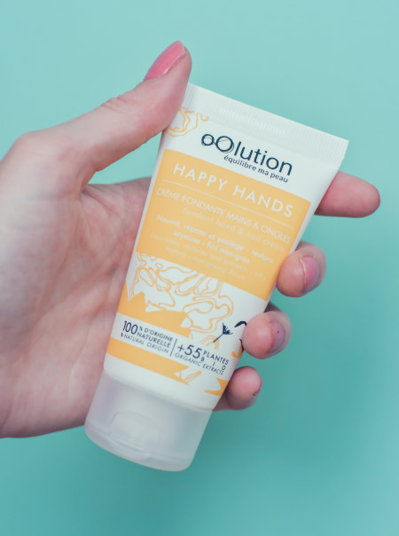 Blog beauté: tests Oolution