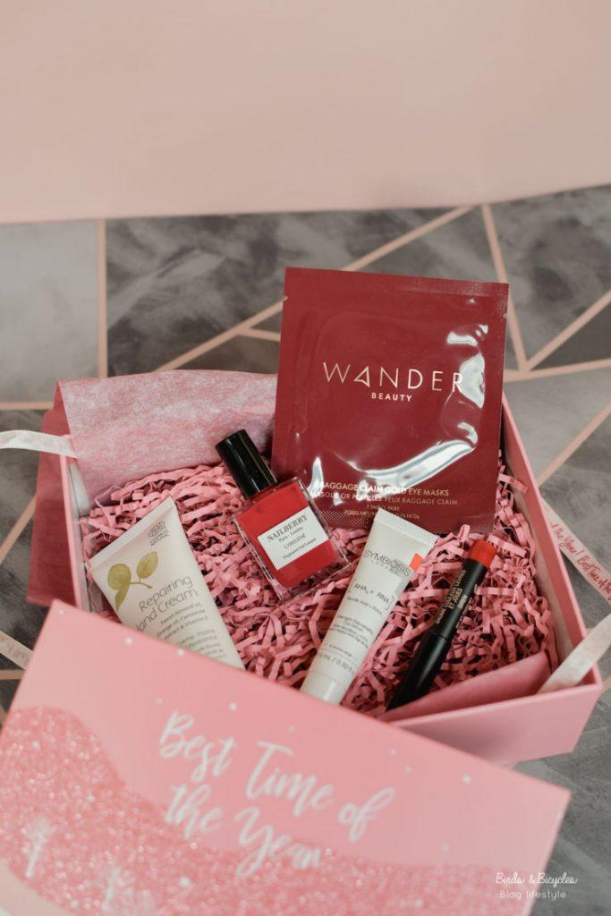 Glossybox, une box beauté à prix sympa