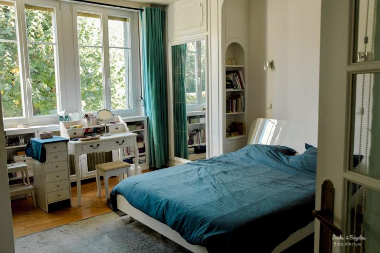 """La déco de ma chambre - blog lifestyle - cela me fait toujours bondir quand des gens disent """"bah, une chambre, ça sert juste à dormir"""""""