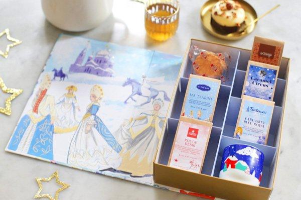 Une box pour les amoureux du thé