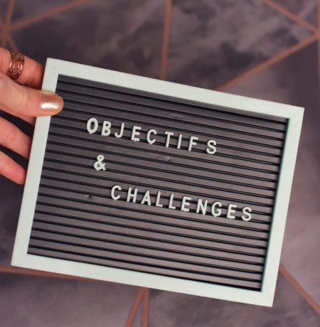 Objectifs 2021- blog
