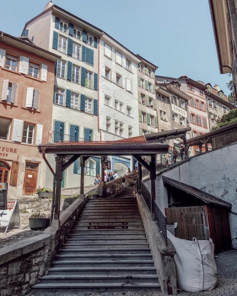 Lausanne: une idée de destination pour un week-end urbain en Suisse romande - donc où on parle français