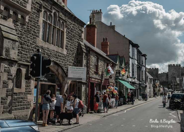 Un tour à Conwy - ville médiévale au Nord du Pays de Galles