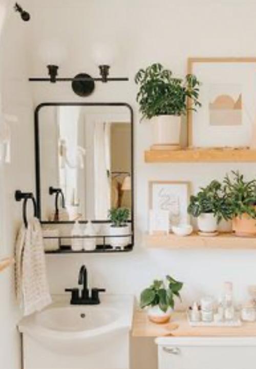 Moodboard salle de bain: de belles idées sur le blog