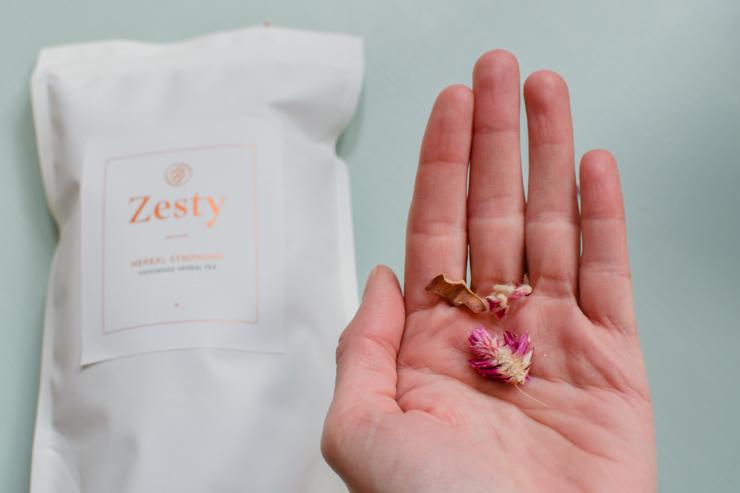 Les délicates infusions de Bali de Zesty BB - une marque alsacienne