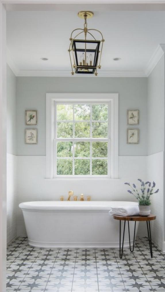Salle de bain: inspirations sur le blog