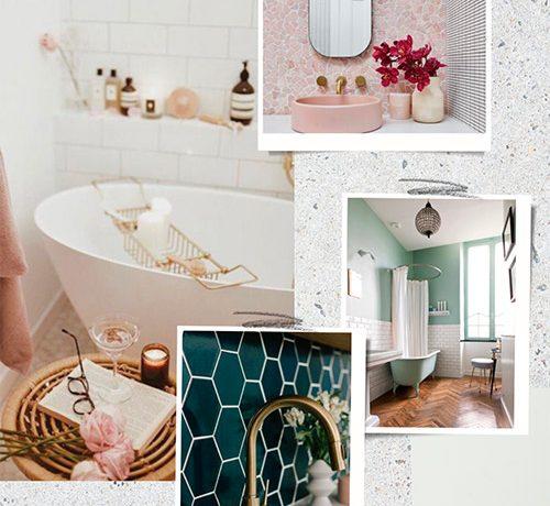 Déco Salle de bain inspiration sur le blog