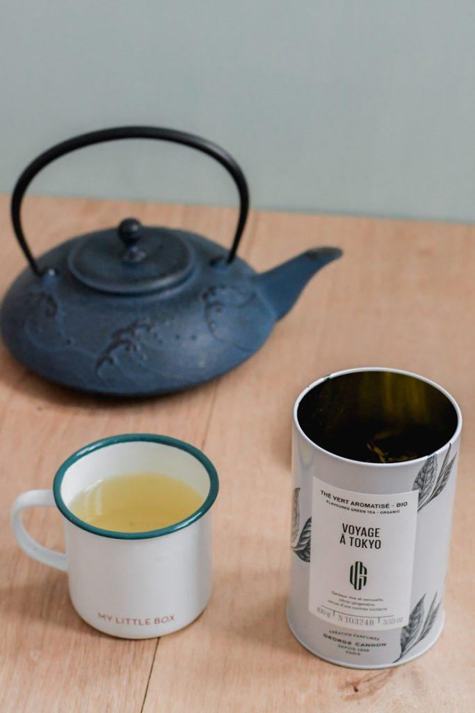 Favoris thé: des tisanes à goûter en février pour se réchauffer