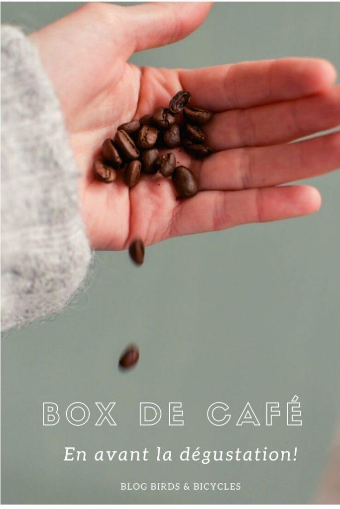Dégustation de café avec la Mokabox, une box de café française