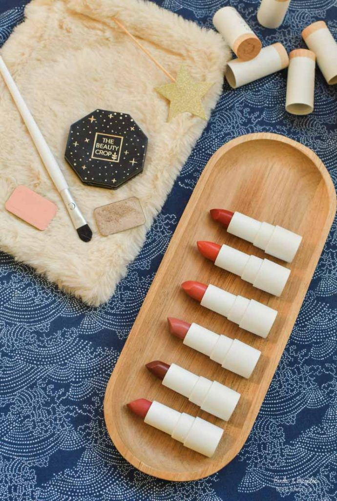 Une gamme de maquillage naturel confortable en test sur le blog beauté Birds & Bicycles tenu par une Suissesse
