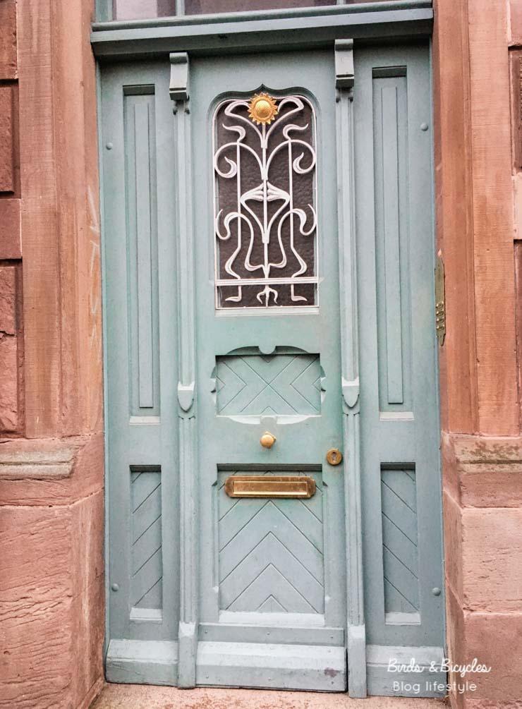 Doorstagram blog - ville en Allemagne