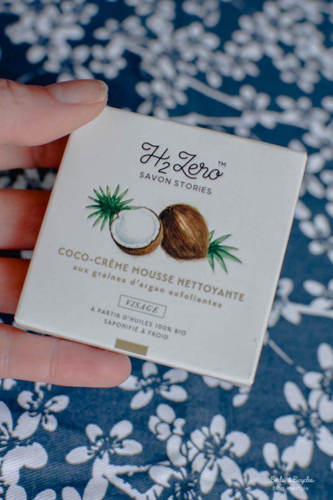 Mon avis sur la Mousse Nettoyante Coco-Crème  de Savon Story