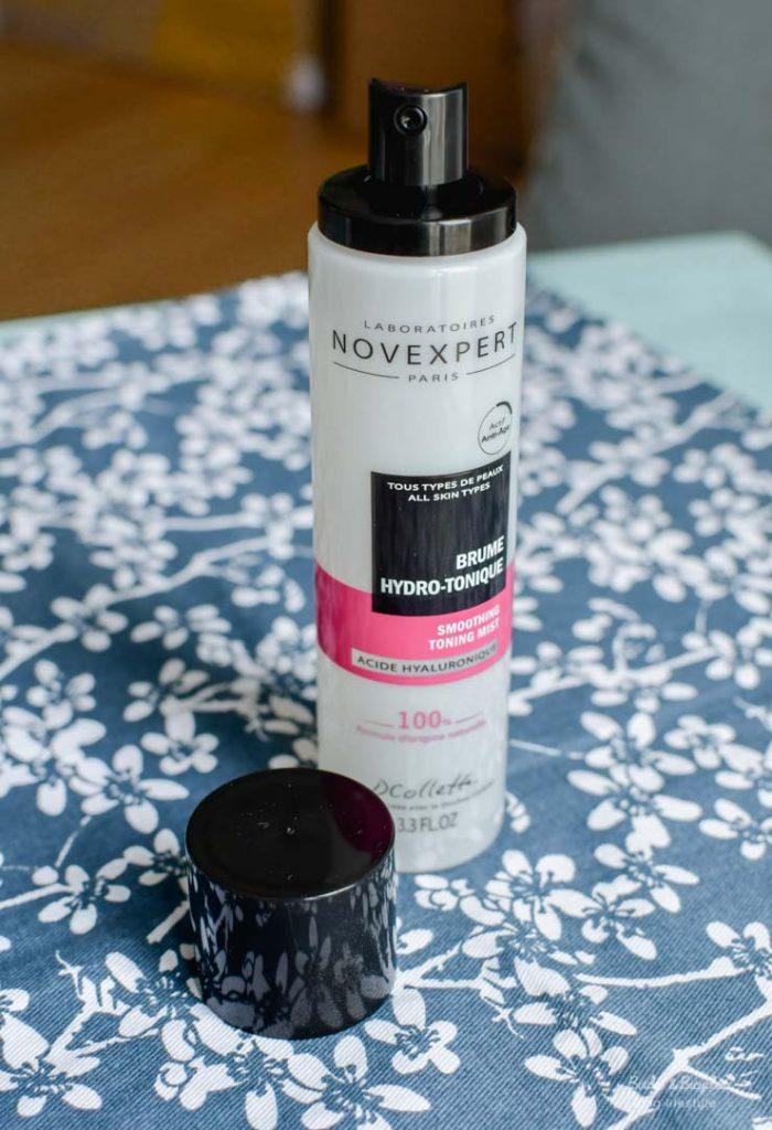 Favoris chez Nuoo Box: brume hydro-tonique de Novexpert