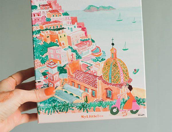 Amalfi: thème de la box lifestyle
