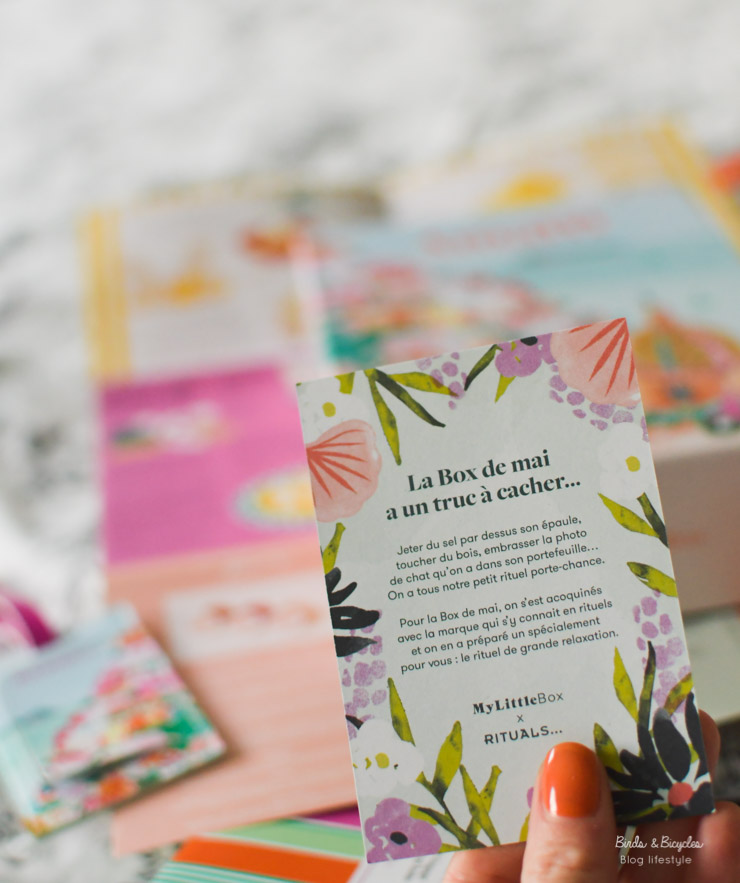 My Little box: teasing de mai