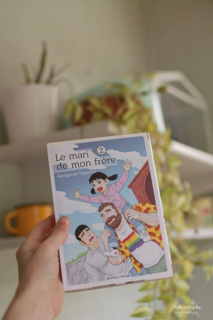 Un manga LGBT contre l'hiomophobie