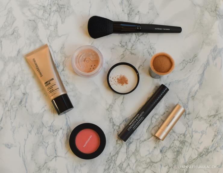 Clean beauty - Revue maquillage Bare Minerals sur le blog beauté Birds & Bicycles