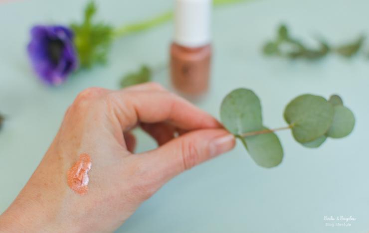 En test: Le Soleil, illuminateur bio de Couleur Caramel qui flatte toutes les carnations