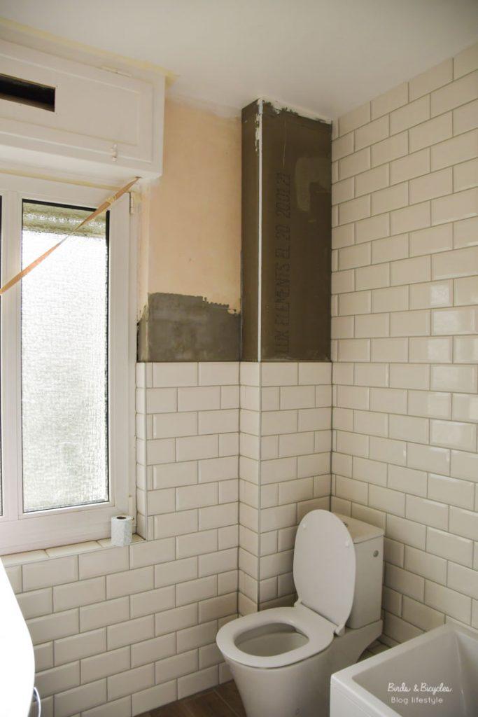 Rénovation maison: les coulisses des travaux de la salle de bain avec une entreprise
