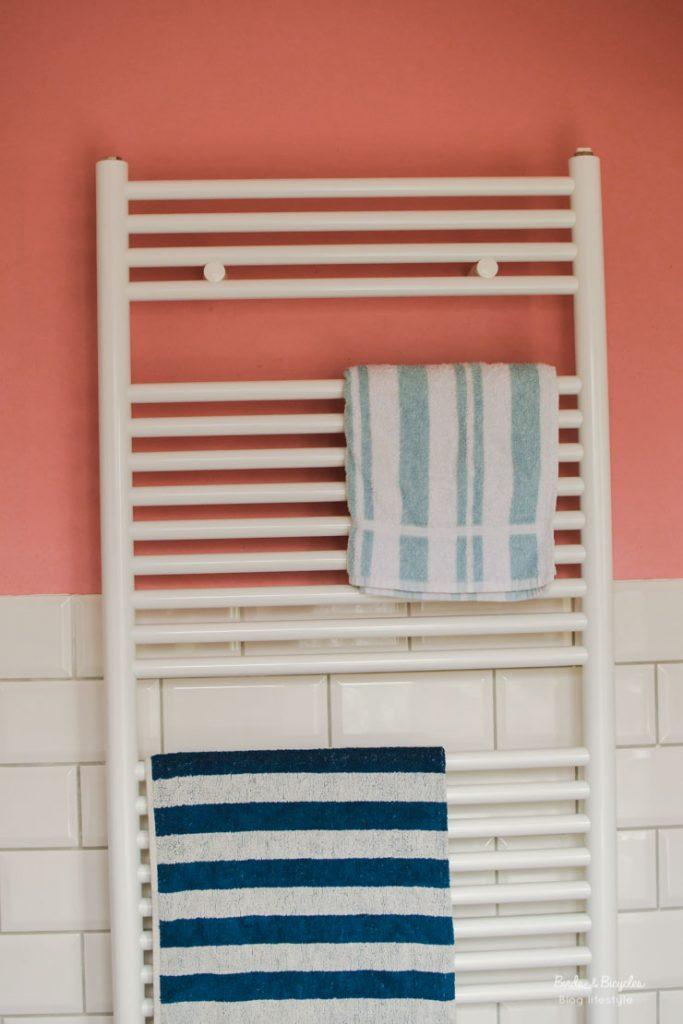 Chauffe-serviettes - Rénovation salle de bain