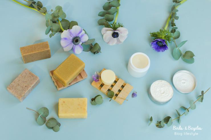 Découverte beauté: mon avis après test sur la marque de cosmétiques naturels Les Savons de Joya !