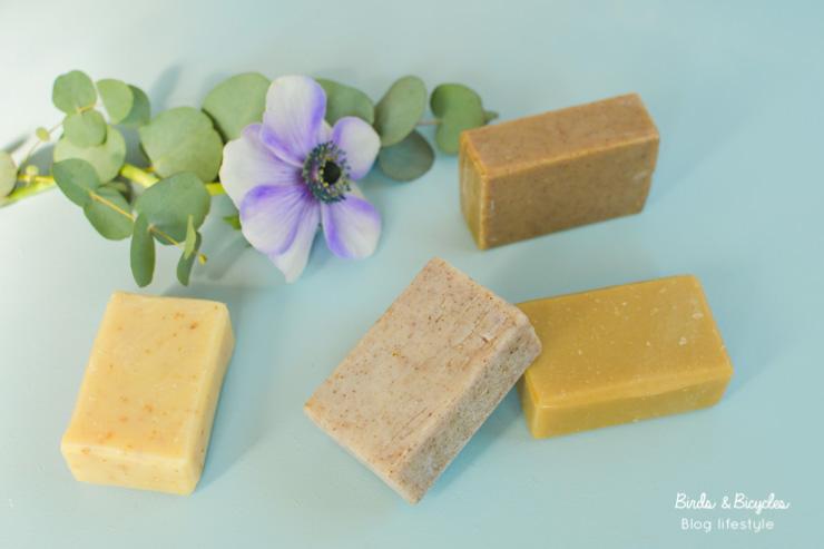 Les savons de Joya, des savons artisanaux saponifiés à froid