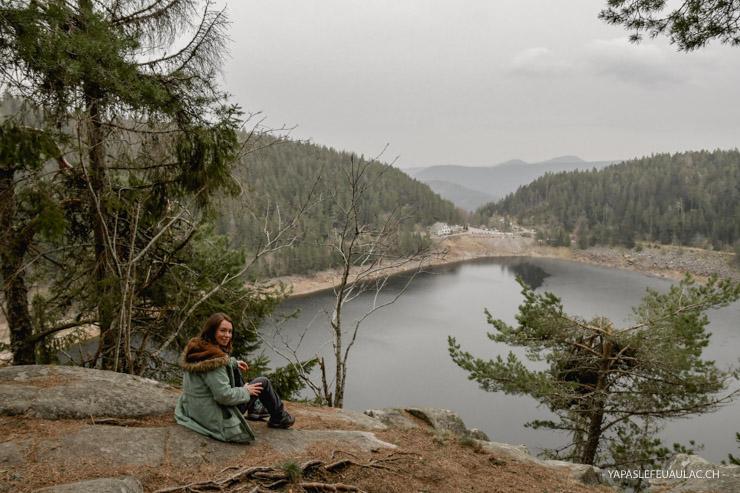 Autour du Lac Noir dans les Vosges