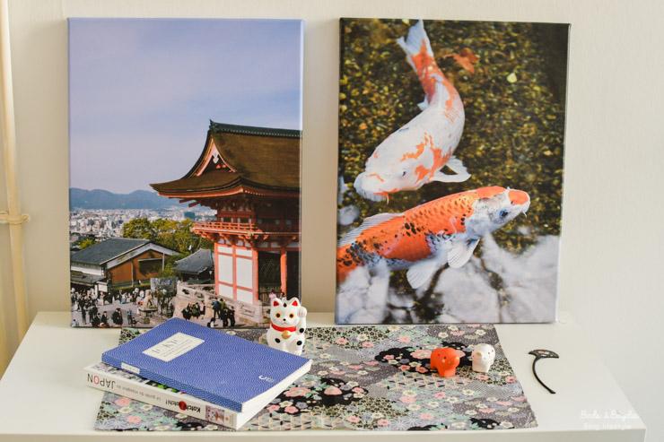Photo sur toile: je teste le concept sur le blog avec MonOeuvre.fr