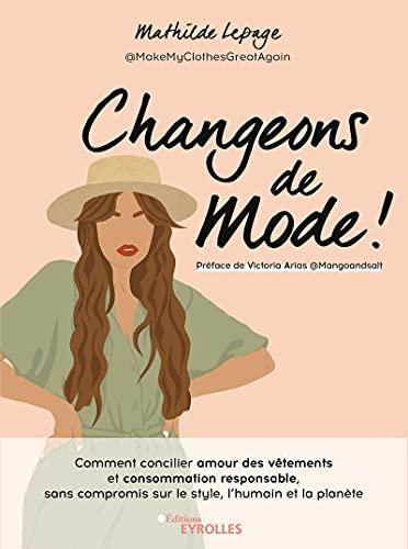Changer la mode livre