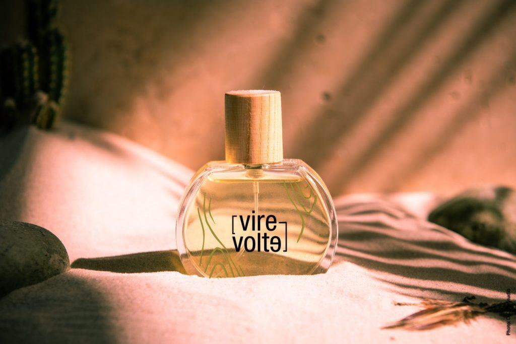 Vert Désert, mon avis sur les parfums naturels de Virevolte