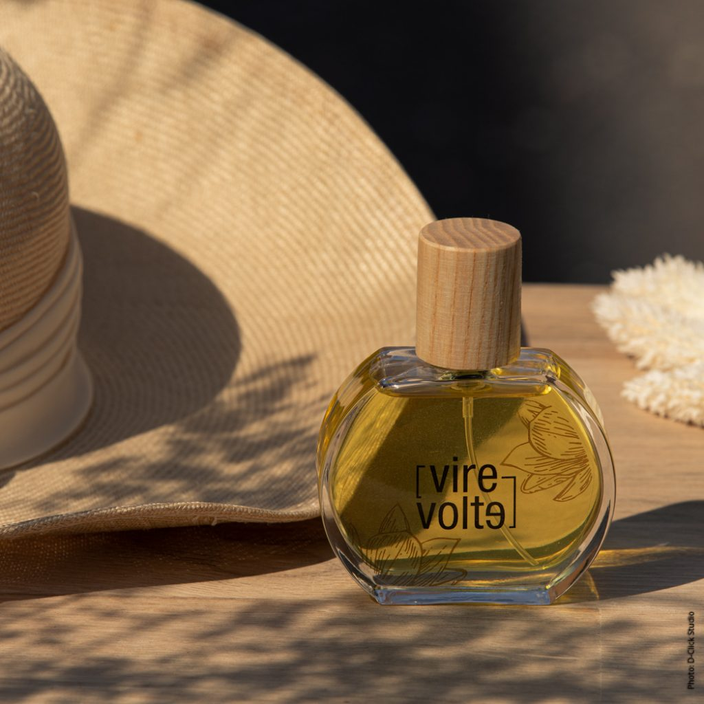 Parfums Virevolte, compo naturelle et made in France