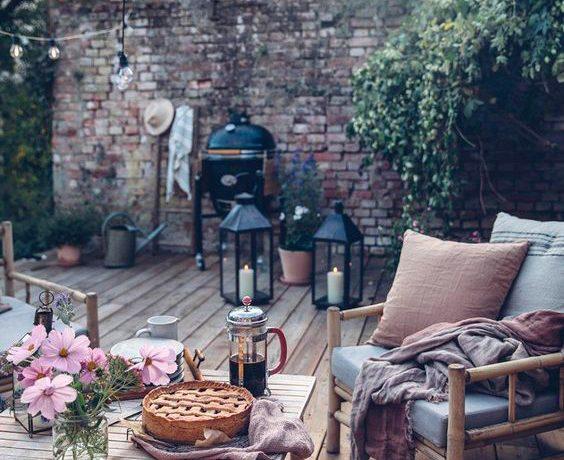 Aménagement terrasse inspirations blog