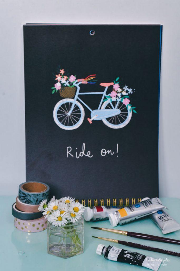 Créativité & vie plus slow - blog birds and bicycles