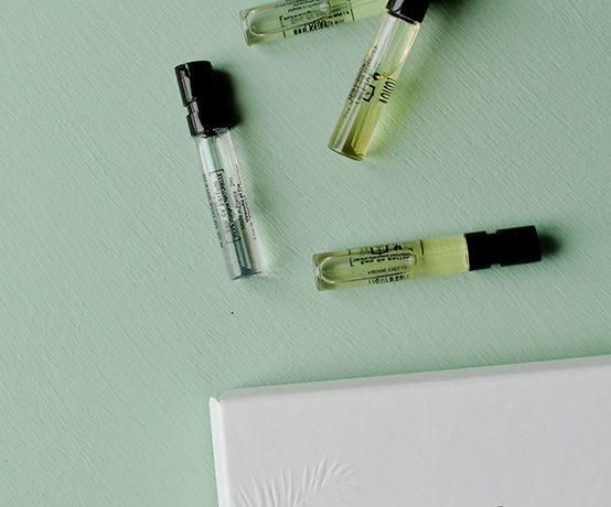 Découverte des parfums naturels Virevolte: mon avis sur le blog