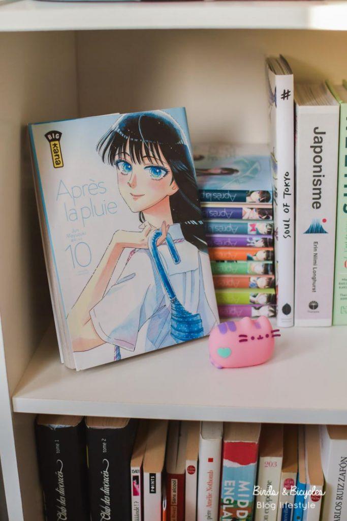 Manga à lire sur le Japon contemporain: après la pluie