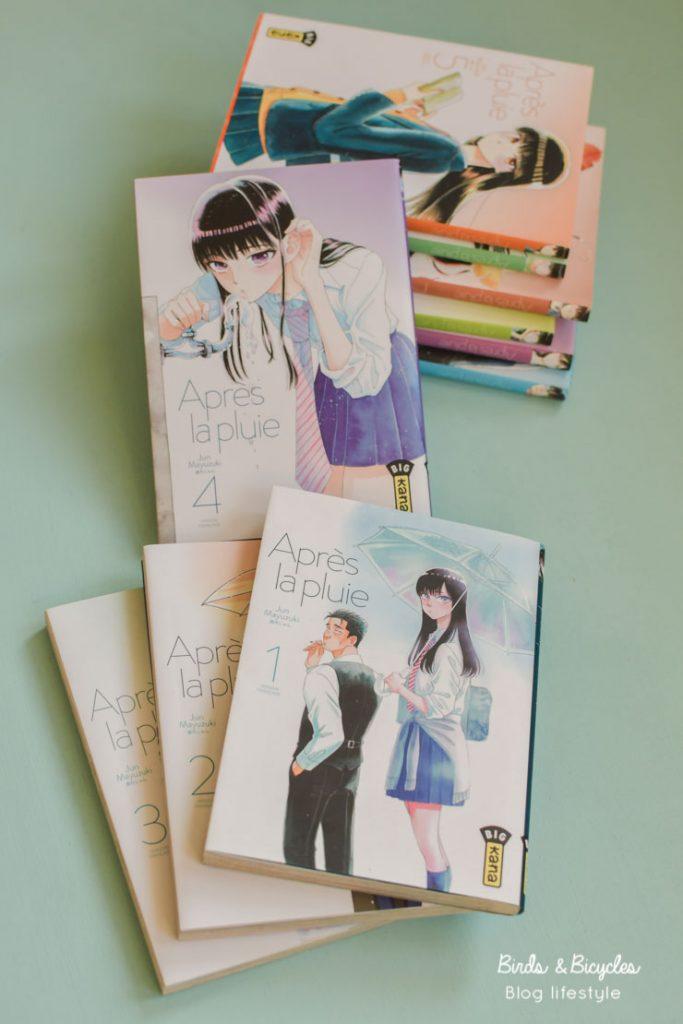 Avis manga sur un blog fan du Japon